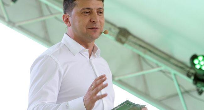 «Наладить прямой контакт и попросить миллиарды»: Политолог озвучил бредовую причину встречи Зеленского с Путиным