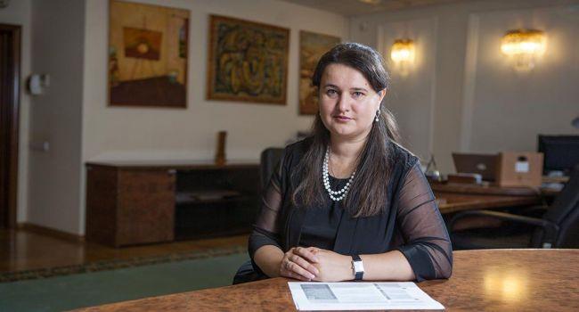 Михаил Кухар: за то, что сделала Оксана Маркарова она заслуживает самый высокий орден