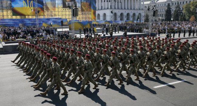 Парада на День Независимости не будет, теперь уже официально