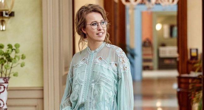 Ксения Собчак осудила Георгия Габунию, который оскорбил Путина в прямом эфире