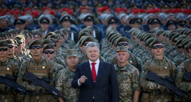 Бобиренко: если парад не нужен, так может и вооружаться не нужно уже, это же «Порох» придумал страшилку «а то Путин нападет»?