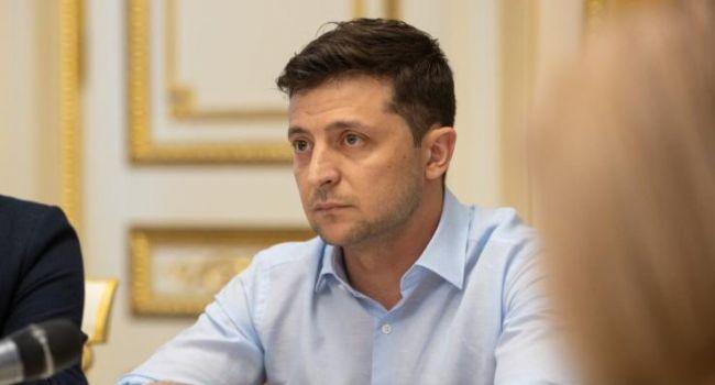 Журналист: Зеленский проболтался – разболтал важную коррупционную тайну