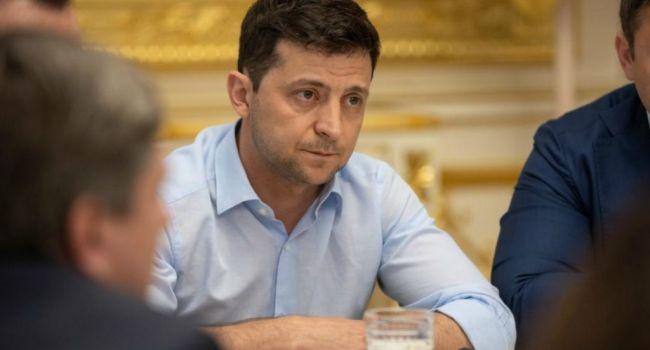 «Если ты больше месяца президент, просто внеси инициативу»: Политолог раскритиковал заявление Зеленского на саммите