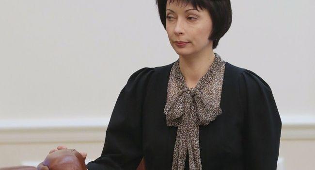 «Налоги Липецкой фабрики - это не госизмена»: Лукаш набросилась с обвинениями на Луценко