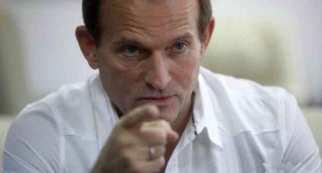 Рейтинг перестал расти: Медведчук отправился в Москву – должен вернуться уже с моряками