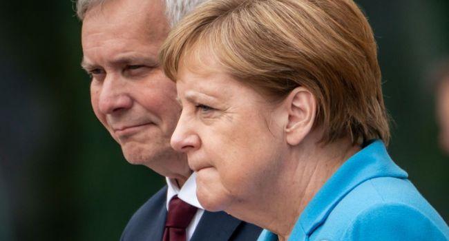 «Грозит отек мозга»: врачи забили тревогу из-за очередного судорожного приступа Ангелы Меркель