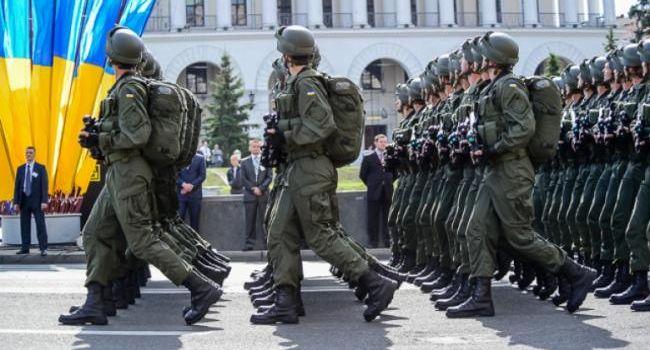 Ветераны и волонтеры могут сами провести парад, но им важно понимать, что государство с ними заодно — Кузьменко