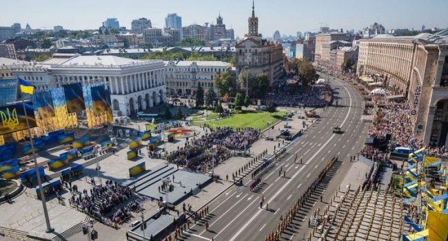 «Парад нужен нашему государству и нашим воинам. И он будет!» Генерал обратился к украинцев с сильной речью, «обламав» планы Зеленского