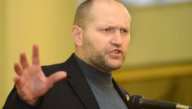 Покушение на Березу в Киеве: бандиты Шария едва не ослепили депутата