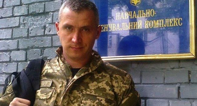 Ветеран АТО: чем больше прогибаться под русских – тем больше они будут убивать