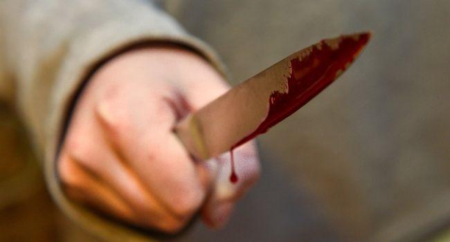В Киеве мужчина порезал маленького ребёнка