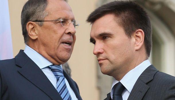 Лавров стал очень циничным — Климкин рассказал о разговорах про Крым и Донбасс с главой внешнеполитического ведомства РФ