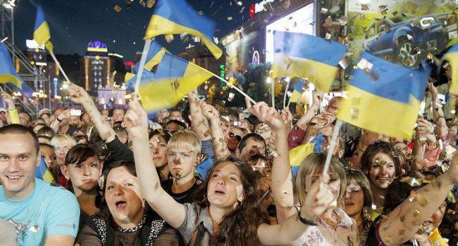 Эксперт: как показал опрос, украинское общество намного здоровее израильского, российского и даже французского общества