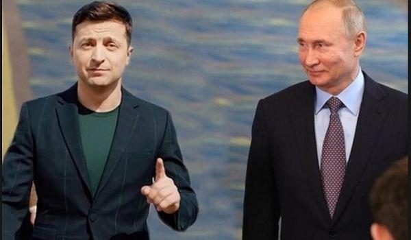 Советник Зеленского раскрыл детали его первых переговоров с Путиным