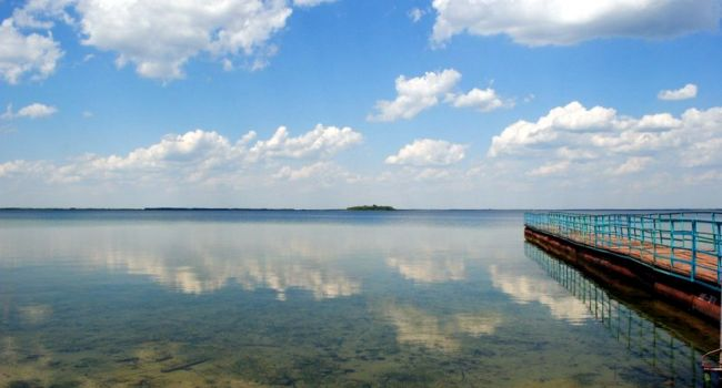 Самое глубокое озеро Украины находится на грани исчезновения