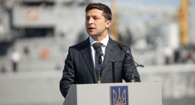 Политолог: Зеленский допустил первую серъезную ошибку
