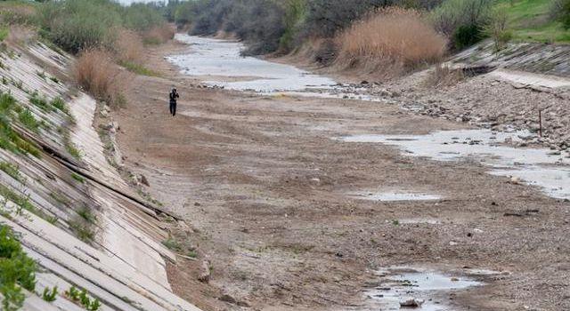 Россия признала, что не сможет решить проблему водоснабжения крымского полуострова без помощи Украины