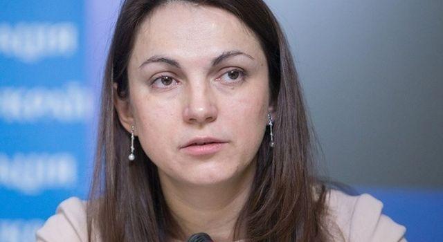 Анна Гопко считает планом Кремля идею Зеленского расширить действие закона об очищении власти