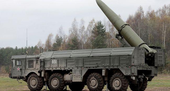 Тревога: Ядерное оружие РФ уже расположено недалеко от границы Украины, зафиксировано ядерное вооружение