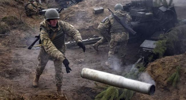 Обстрелы на Донбассе — когда это закончится?