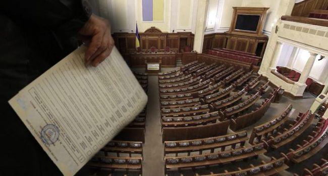 КМИС представил свою пятёрку лидеров парламентского рейтинга