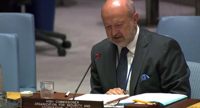 «Не гарантирует защиту языковых прав нацменьшинств»: ООН и ОБСЕ пошли на поводку в РФ, раскритиковав закон об украинском языке
