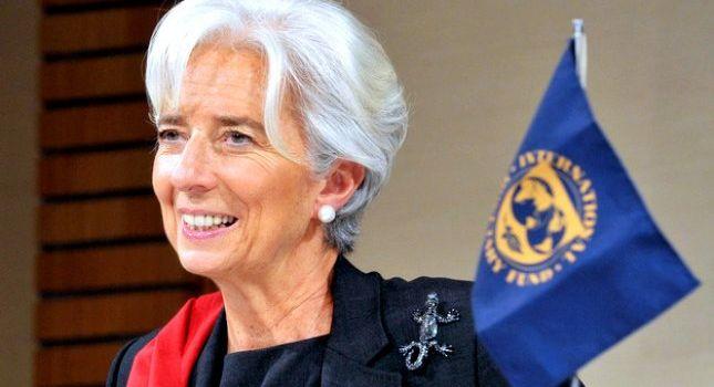Кристин Лагард подала заявление об отставке с должности директора-распорядителя МВФ