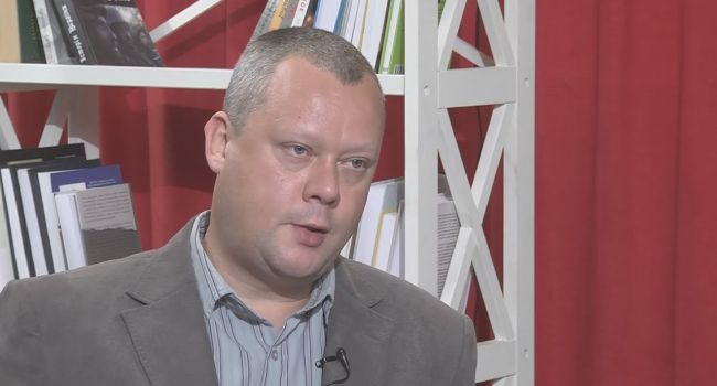 Сазонов: если бы кто-то в Германии на ТВ сказал, что Гитлер был неплохой человек – это был бы конец его карьеры, у нас же все наоборот
