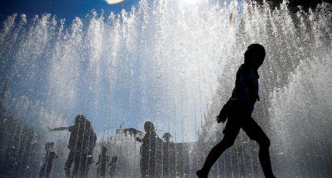 Через 48 часов будет сильная жара по всей Украине