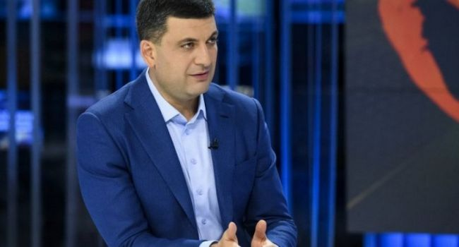 Гройсман обвинил команду Порошенко во лжи и манипуляциях