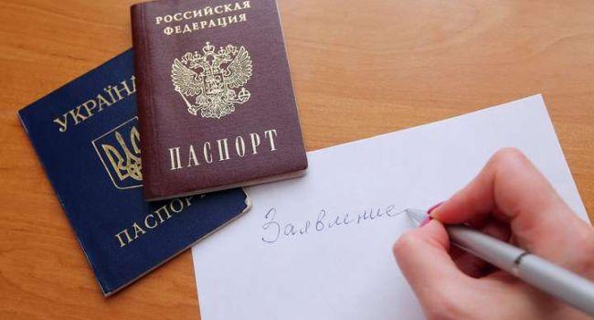 Путин расширил указ о выдаче паспортов РФ: Кремль хочет выдавать гражданство всем украинцам
