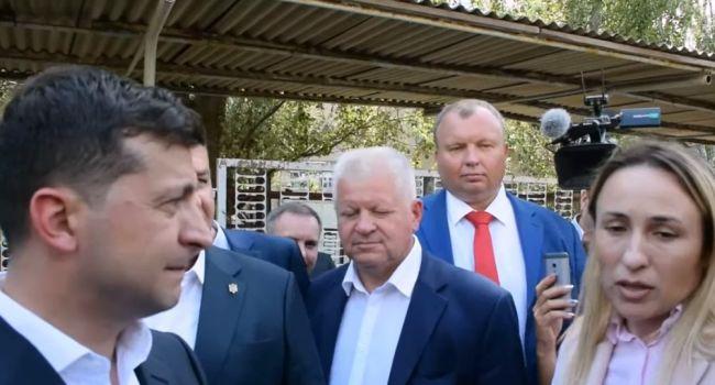 Блогер: Зеленский, мягко говоря, слукавил, когда рассказал о переговорах с Путиным, Запад ему ничего не запрещал