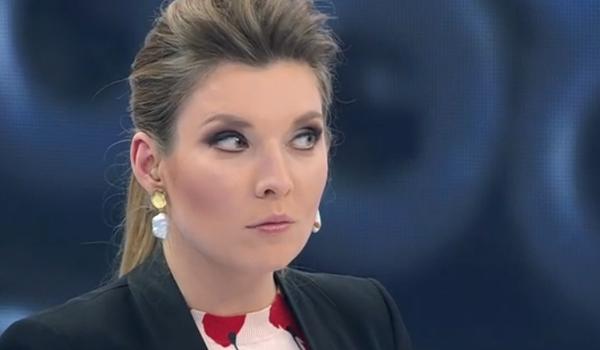 Скабеева удивилась маразму Жириновского: «сливной бачок» Кремля «закрыла рот» лидеру ЛДПР, приказав не пугать украинцев