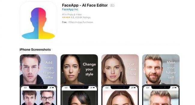 Американский сенатор просит ФБР и ФТК США проверить приложение FaceApp на «слив» данных