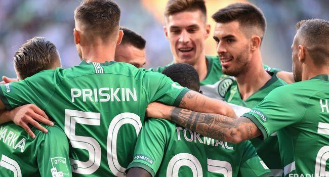 «Ференцварош» Сергея Реброва вышел в следующий квалификационный раунд Лиги чемпионов