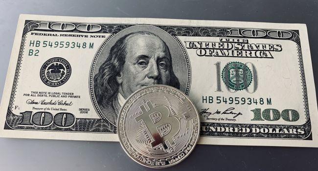 Биткоин восстанавливается после падения курса ниже $10 000