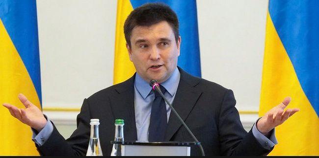Климкин заявил, что является министром только формально
