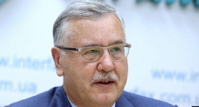 «Разогнать!» Гриценко рассказал о борьбе с коррупцией в Украине