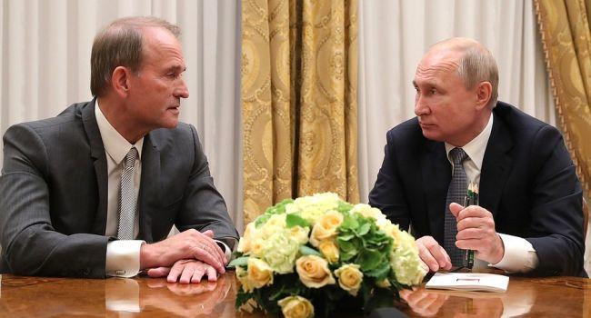 Политолог: 30-35 депутатов – для пророссийской пятой колонны мало, поэтому Медведчук бросил в бой последний козырь
