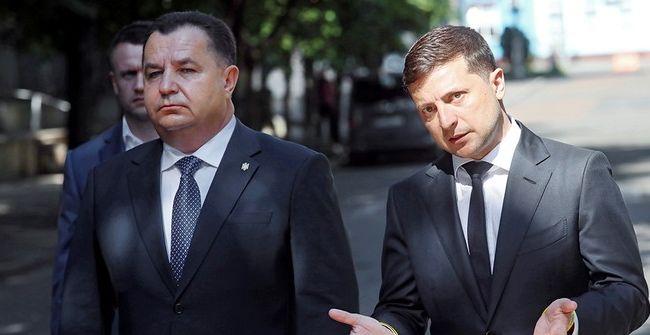 «Сам отошел!» У Зеленского и Полторака высказались относительно инцидента