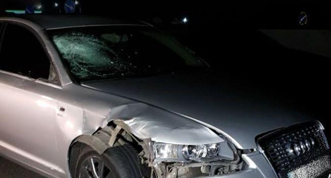 Смертельное ДТП под Киевом: из-за наезда автомобиля погибли сразу три пешехода