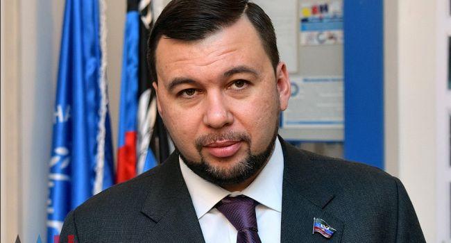 «Какое еще перемирие?»: Пушилин «похоронил» подписанное в Минске соглашение
