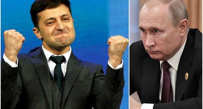 «В Кремле боятся, что Зеленский может действительно решить проблему Донбасса и реформировать Украину», - российский политик