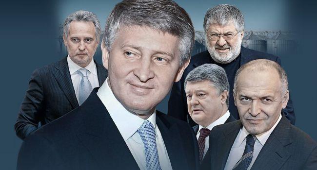 Панич: Украина будет оставаться в «серой зоне», пока страной будут править олигархи