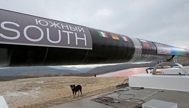 Российский «Газпром» возобновил строительство «Южного потока»