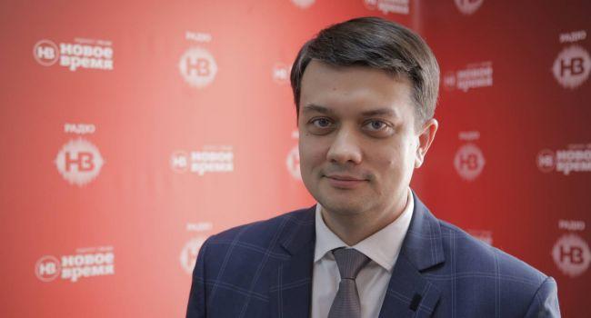 «Амнистия невозможна»: Разумков выступил с жестким заявлением о военных преступниках