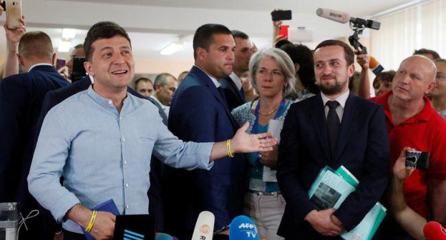 СМИ Польши: Теперь в Верховной Раде будут совсем другие люди