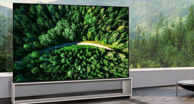 Преимущества современных OLED телевизоров