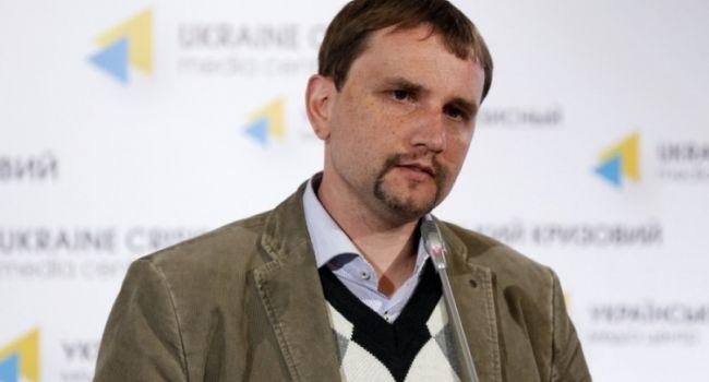 Юрий Гончаренко призвал Артура Герасимова и Ирину Луценко сложить свои мандаты, чтобы в Раду смог зайти Владимир Вятрович