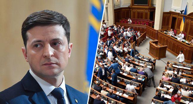 Медушевская: если «Слуга народа» превратится в «Единую Россию» своим авторитаризмом, нам, 8%, останется только готовить белые тапочки